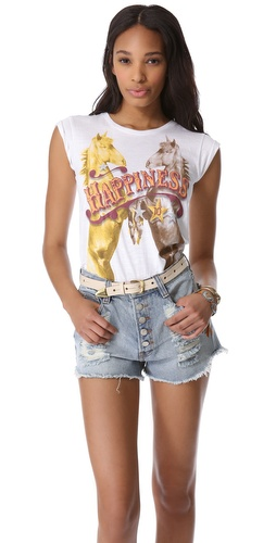 Happiness Western Happiness Tee