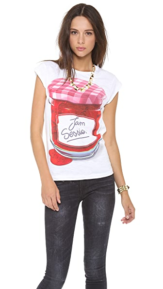 Happiness We Be Jammin Tee