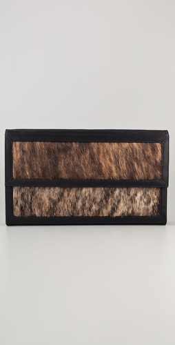 Hare + Hart Carilo Brief Oversized Clutch
