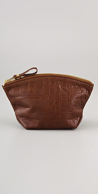 Hare + Hart Selby Cosmetic Bag