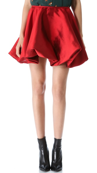 Harvey Faircloth Couture Skirt