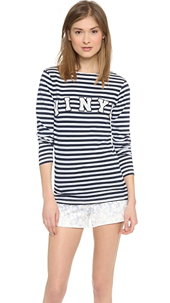 Harvey Faircloth Sailor Long Sleeve Tee
