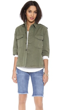 Harvey Faircloth Military Jacket