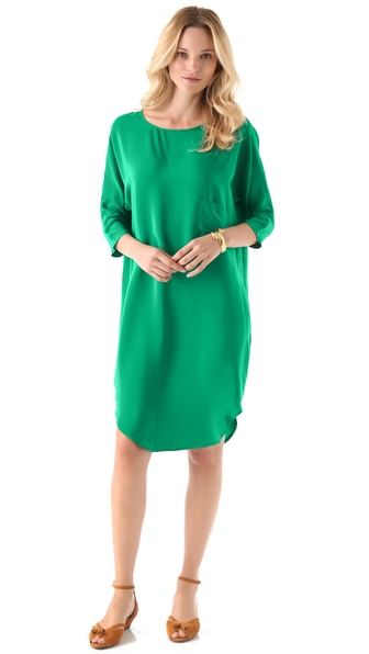 HATCH The Long Shirtdress
