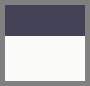Navy/Ivory Stripe Colorblock