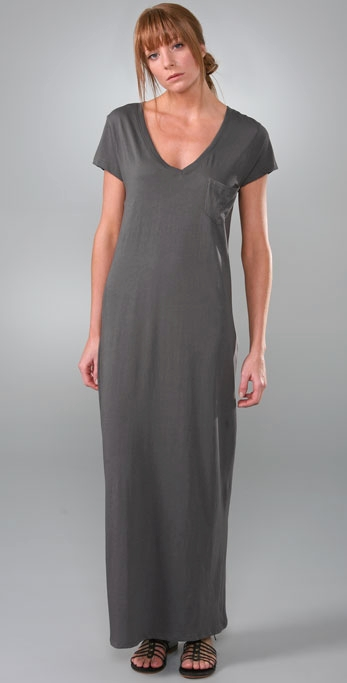 Haute Hippie Long T Shirt Dress
