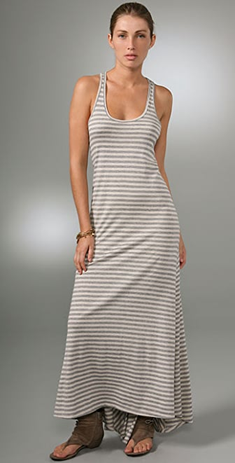 Haute Hippie Jackson Stripe Tank Dress