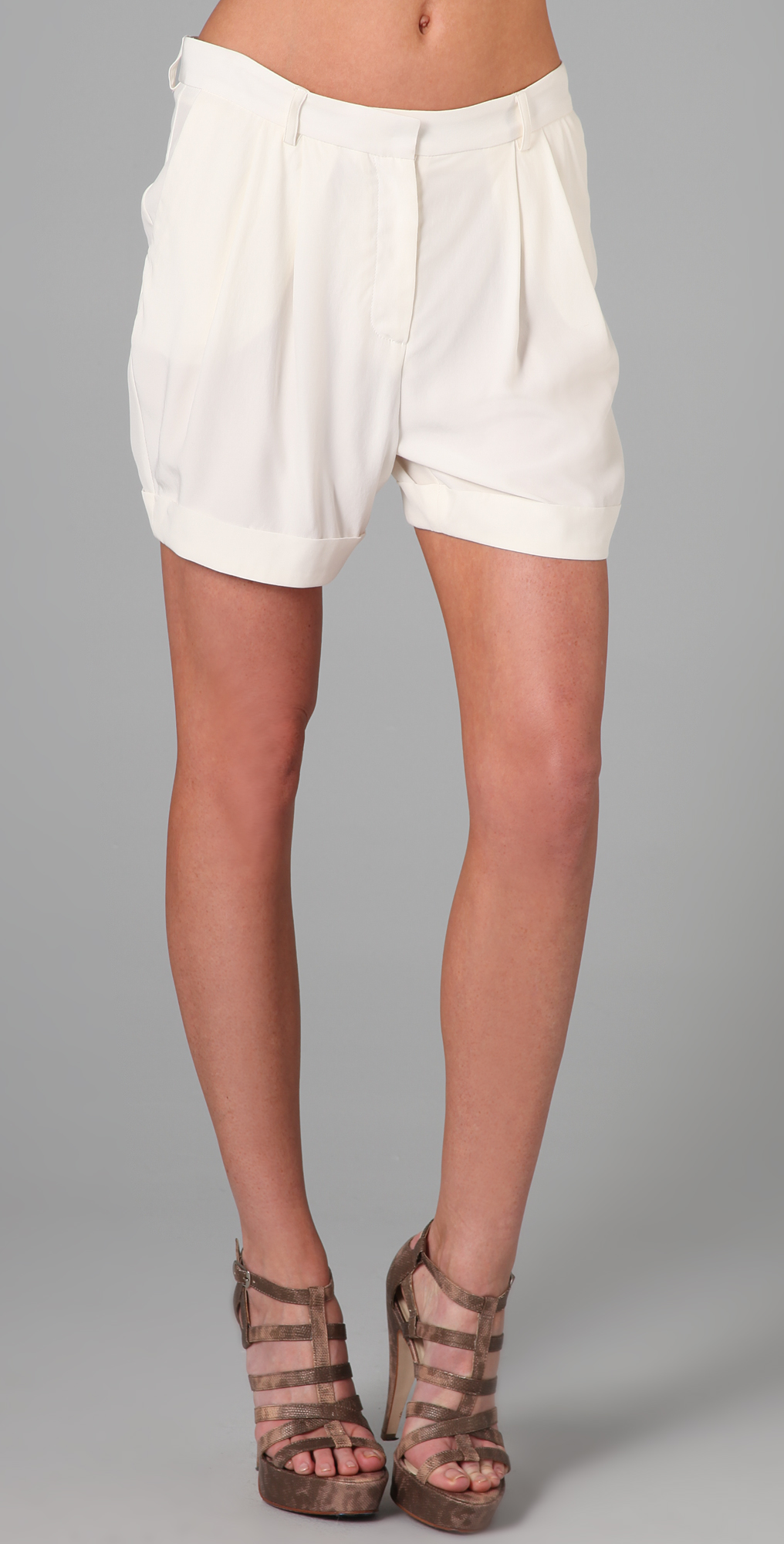 Haute Hippie The Hutton Boy Shorts
