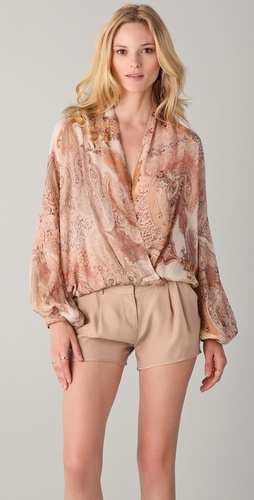 Haute Hippie The Gypsy Top