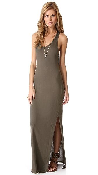 Haute Hippie Tank Maxi Dress