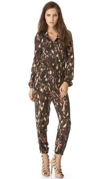 Haute Hippie Riders on the Storm Jumpsuit