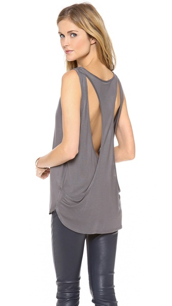 Haute Hippie Layered Back Tank