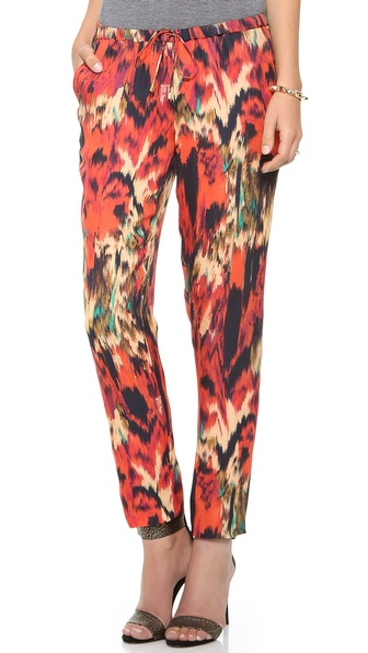 Haute Hippie Shady Ikat Pants