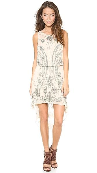 Haute Hippie Sequined Dress