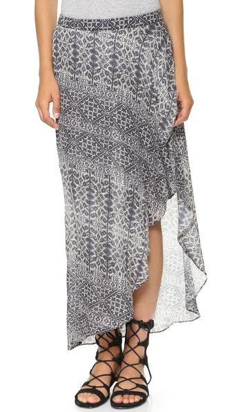 Haute Hippie Maxi Skirt
