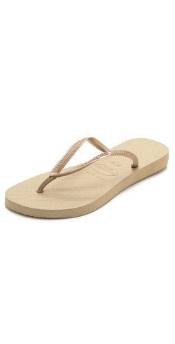 Havaianas Slim Flip Flops at Shopbop / East Dane