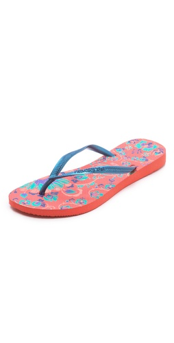 Havaianas Slim Paradiso Flip Flops at Shopbop.com
