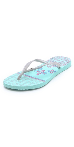 Havaianas Slim Royal Flip Flops at Shopbop.com