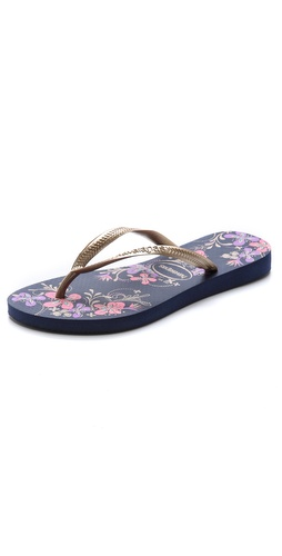 Havaianas Slim Season Flip Flops at Shopbop / East Dane