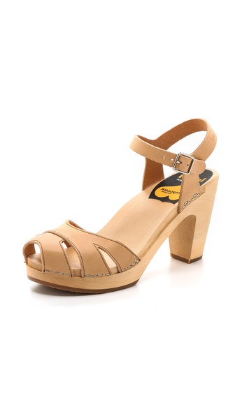 Swedish Hasbeens Suzanne Sandals