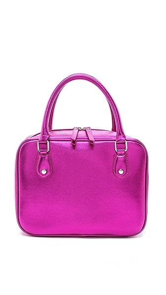 Hudson+Bleecker Metallic Voyager Bag