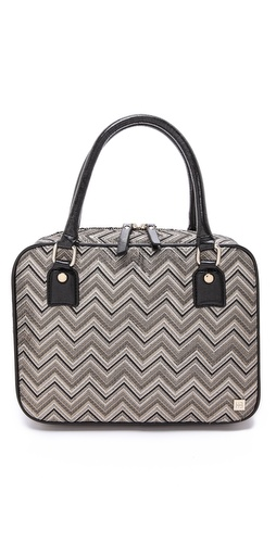 Hudson+Bleecker Chevron Voyager Bag at Shopbop / East Dane