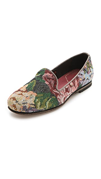 H by Hudson Bolero Floral Loafers