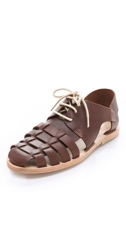 H by Hudson Copan Oxford Sandals
