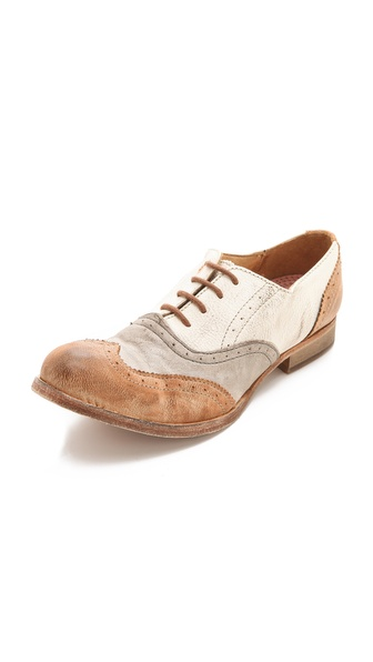H by Hudson Charlie Multicolor Oxfords