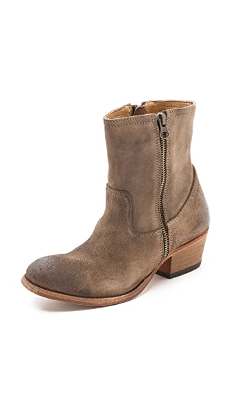 H by Hudson Riley Zip Booties
