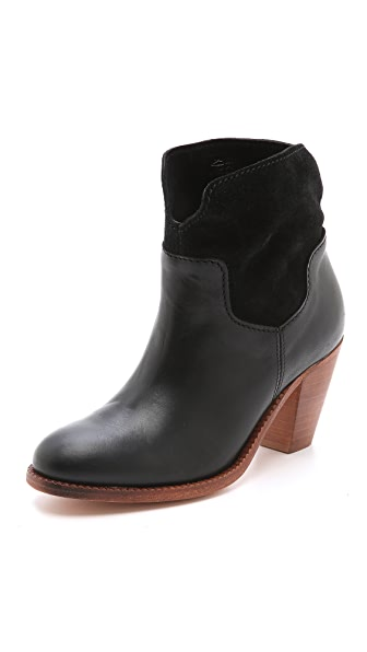 H by Hudson Brock Western Booties