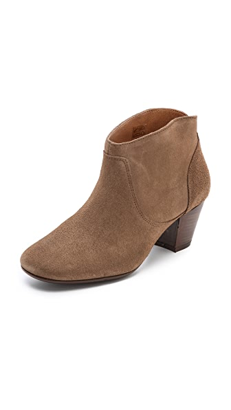 H by Hudson Mirar Suede Booties
