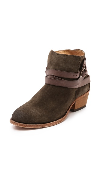 H by Hudson Horrigan Wrap Strap Booties