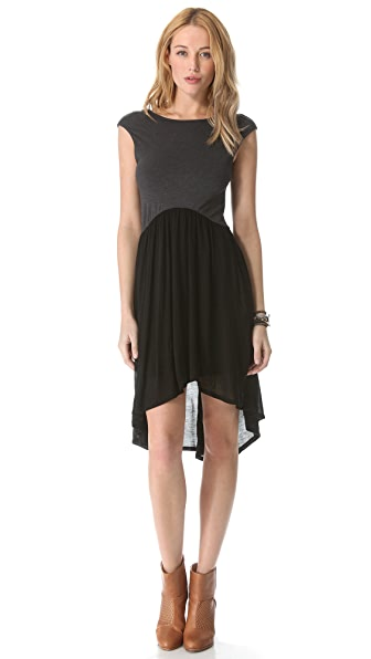 Heather Hi Lo Ballet Dress