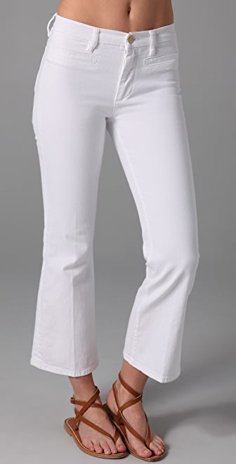 MiH Monaco Cropped Jeans
