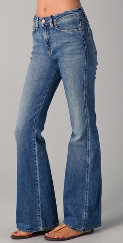 MiH Corky Vintage Wide Leg Jeans