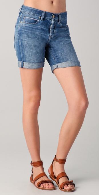 MiH London Boy Slouch Shorts
