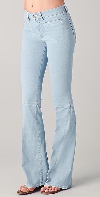 MiH Marrakesh Split Knee Jeans