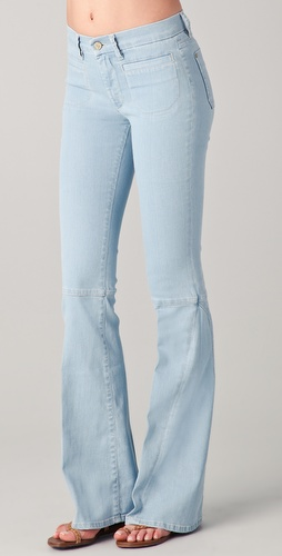 MiH Marrakesh Split Knee Jeans