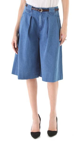 MiH Taos Wide Leg Culottes
