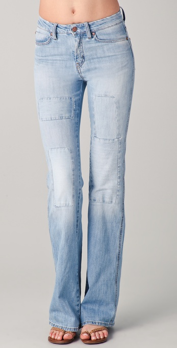 MiH Corky Vintage Flare Jeans