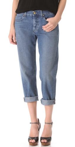 MiH London Boy Crop Jeans