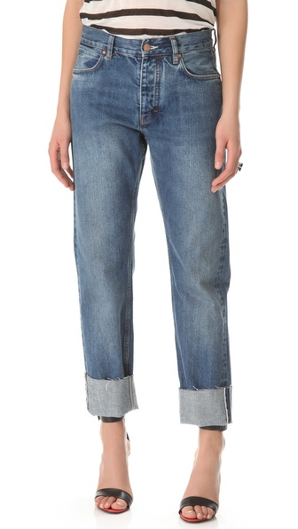 MiH Phoebe Slouch Leg Jeans
