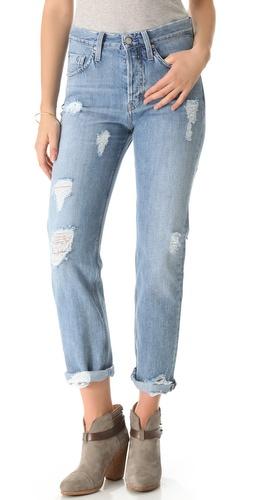 MiH Halsy Vintage Straight Jeans