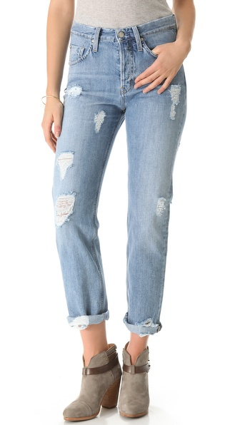 MiH Halsy Vintage Straight Jeans