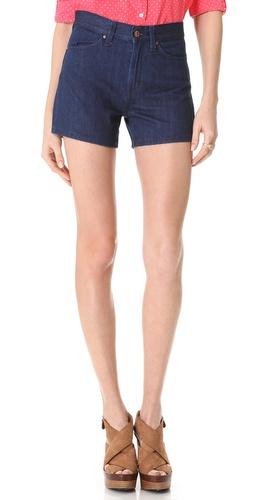 MiH Jane High Rise Shorts