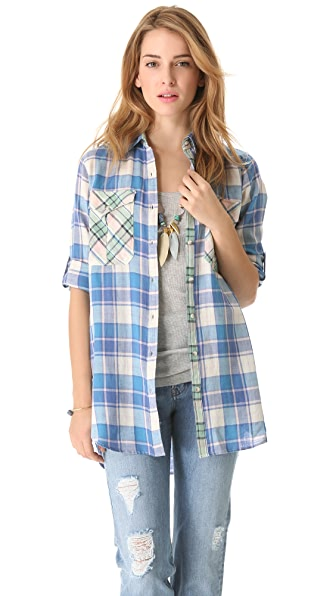 MiH Oversized Patch Pocket Shirt