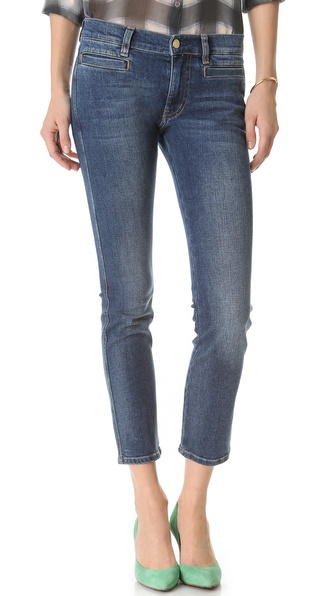 MiH Paris Slim Leg Jeans