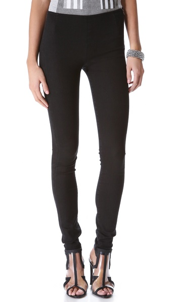 MiH High Rise Skinny Jeans