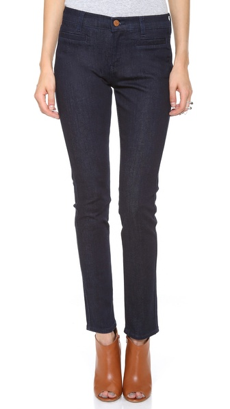 MiH Ellsworth High Rise Skinny Jeans